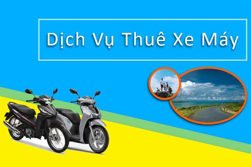 thuê xe máy đảo Phú Qúy