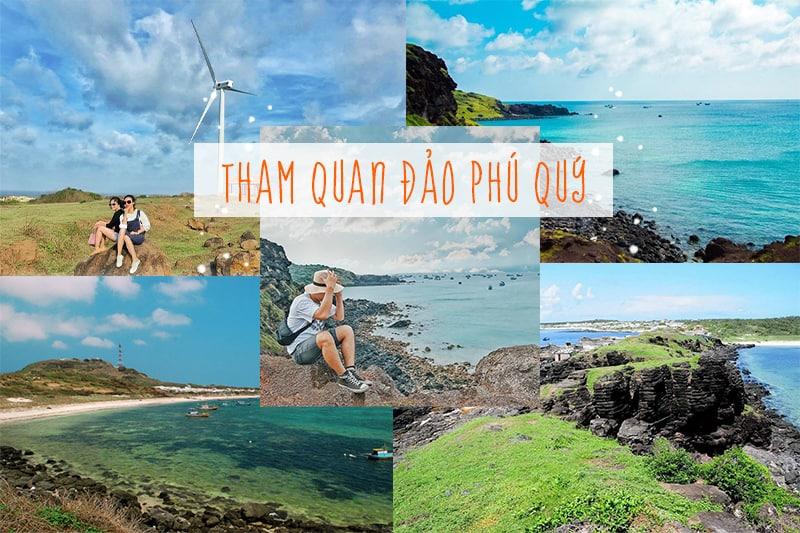 tham quan đảo Phú Qúy